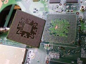 notebook tamiri bga chipset değişimi