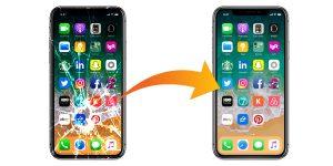 iphone cam değişimi