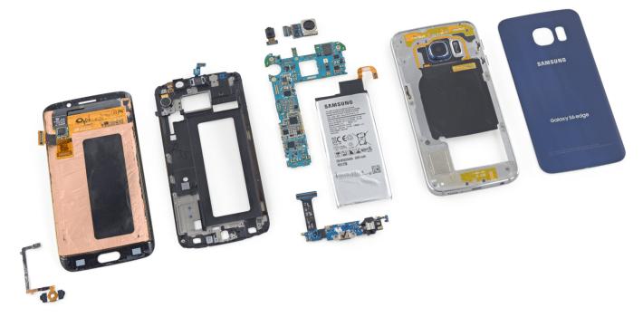 Cep telefonu tamiri - Ön cam ve ekran değişimi hizmeti