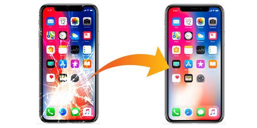 iphone x cam değişimi ekran